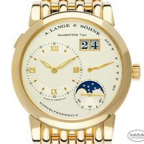 A. Lange & Söhne 109.021 Yellow gold 2006 Lange 1 38mm pre-owned