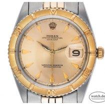 Rolex Datejust Turn-O-Graph Acero y oro 36mm Champán