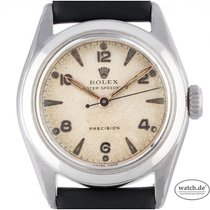 Rolex Oyster Precision Steel 29mm Arabic numerals