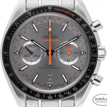 Omega Speedmaster Racing Acier 44mm Gris