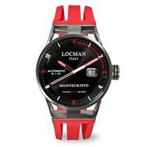 Locman Montecristo 051100BKFRD0GOR 2020 nov