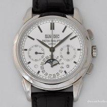 Patek Philippe Perpetual Calendar Chronograph 41mm Zilver