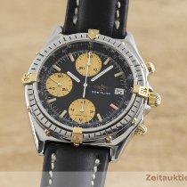 Breitling Chronomat Or/Acier 39mm Noir