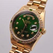 Rolex Day-Date 36 18238 Bueno Oro amarillo 36mm Automático