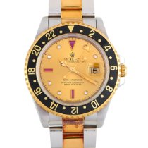 Rolex GMT-Master II Steel 40mm Gold United States of America, Pennsylvania, Southampton