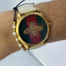 Gucci Acero 38mm Cuarzo Reloj Gucci G-Timeless Contemporary YA1265009 nuevo España, Huesca