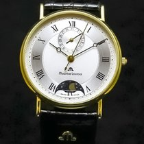 Maurice Lacroix 05877 Very good Yellow gold 34mm Quartz