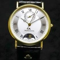 Maurice Lacroix usados Cuarzo 34mm Blanco Cristal de zafiro