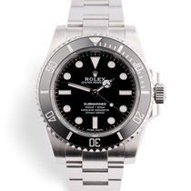 Rolex 114060 Сталь 2019 Submariner (No Date) 40mm