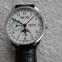 Union Glashütte Zeljezo 41mm Rucno navijanje D007.458.16.017.00 nov