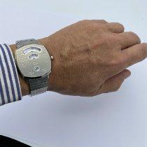 Gucci Stahl 38mm Quarz YA 157410 neu