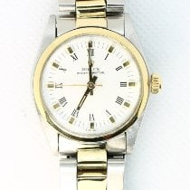 Rolex Oyster Perpetual 6748 Rolex Oyster Perpetual Stahl / Gold Very good Gold/Steel 31mm Automatic
