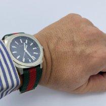 Gucci Acero 41mm Cuarzo Gucci Reloj GG2570,, 41mm YA142305 nuevo España, Huesca