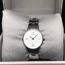 ck Calvin Klein Steel Quartz K4323130 pre-owned