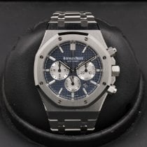 Audemars Piguet Royal Oak Chronograph Acero 41mm Azul