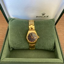 Rolex Oyster Perpetual Lady Date 6517 1978 gebraucht