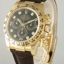 Rolex 116518 Oro amarillo 2014 Daytona 40mm usados