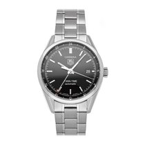 TAG Heuer Carrera Calibre 7 Steel 39mm Black No numerals United States of America, Pennsylvania, Bala Cynwyd