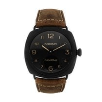 Panerai Special Editions PAM 613 Very good Ceramic 44mm Manual winding