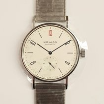 NOMOS Steel 38,3mm Automatic 601.S13 new