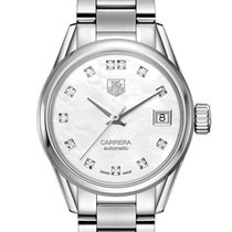 TAG Heuer new Automatic 28mm Steel Sapphire crystal