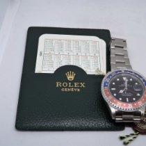 Rolex GMT-Master Acciaio 40mm Nero Senza numeri Italia, Fidenza