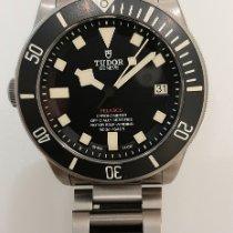 Tudor Pelagos Steel 42mm Black No numerals