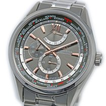 Orient Star Steel 43mm Grey