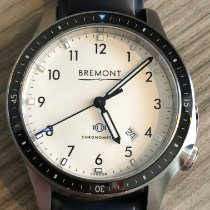 Bremont Steel Automatic BB1-SS/WH pre-owned