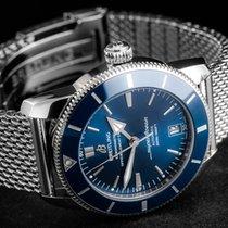 Breitling Superocean Héritage II 42 Acero 42mm Azul