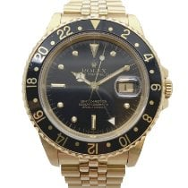 Rolex GMT-Master Yellow gold 40mm Black No numerals United States of America, Florida, Winter Park
