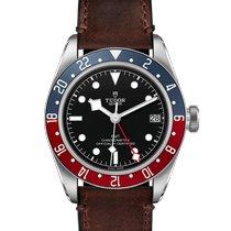Tudor Black Bay GMT Acier 41mm Noir Sans chiffres France, Thonon les bains