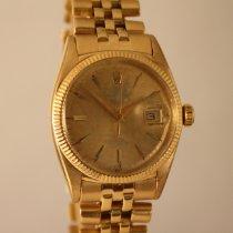 Rolex 6605 Or jaune 1958 Datejust 36mm occasion