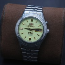 Orient Steel 35mm Automatic pre-owned UAE, 903