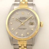 Rolex Datejust Gold/Stahl 36mm Grau Deutschland, MÜNCHEN