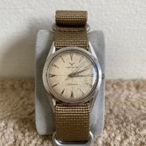 Wittnauer Steel 34mm Automatic 2356-11sn pre-owned