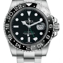 Rolex GMT-Master II Steel 40mm Black No numerals United States of America, California, Los Angeles