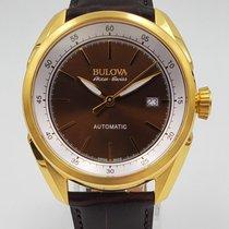Bulova Steel 42.5mm Automatic 64B127 new