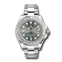 Rolex Yacht-Master 40 nuevo Automático Reloj con estuche y documentos originales 126622