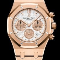 Audemars Piguet 26315OR.OO.1256OR.01 Rose gold 2020 Royal Oak Chronograph 38mm new