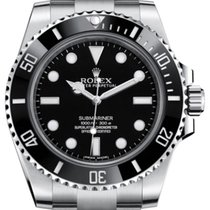 Rolex Submariner (No Date) Steel 40mm Black No numerals United States of America, California, Los Angeles