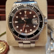 Tudor Submariner Steel Black No numerals United States of America, California, Diamond Bar