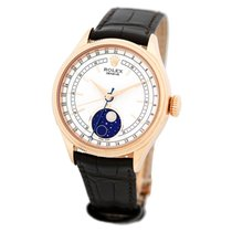 Rolex Cellini Moonphase Rose gold 39mm White United States of America, Georgia, Atlanta