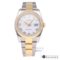 Rolex Datejust 36 116203 2012