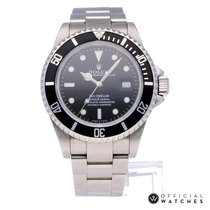 Rolex Sea-Dweller 4000 Negro