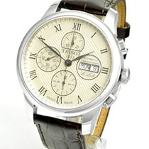 Tissot Le Locle Steel 42.3mm Mother of pearl