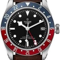 Tudor Black Bay GMT Steel 41mm Black United States of America, New York, Airmont