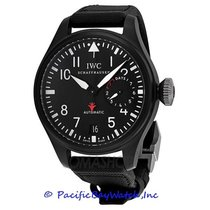 IWC Big Pilot Top Gun Ceramic 48mm Black Arabic numerals United States of America, California, Newport Beach