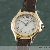 Cartier Cougar 887921 1998 pre-owned