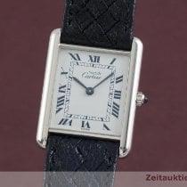 Cartier Tank (submodel) Silver 23.5mm Vit